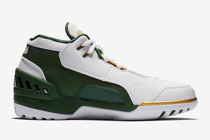 Nike Air Zoom Generation Le Bron Svsm Ao2367 100 13