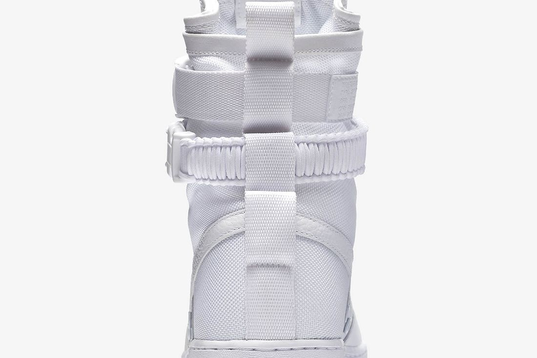 Nike Air Force 1 Sf White 11