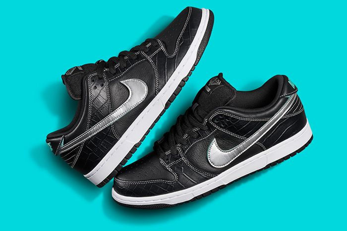 Diamond Supply Co Nike Sb Dunk Low Official 1