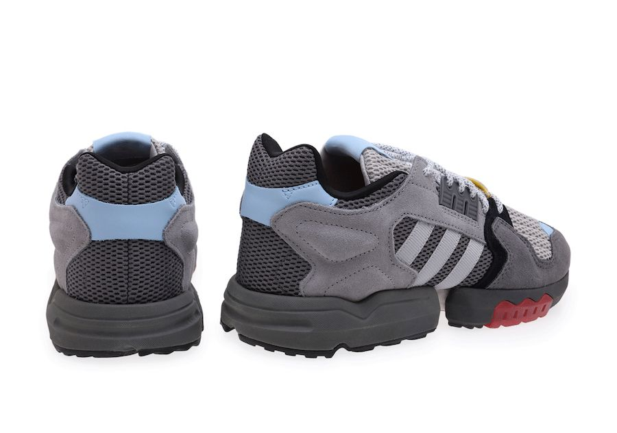 Ninja adidas ZX Torsion Heel