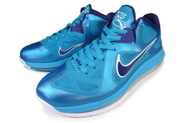 Nike Lebron 9 Low Summit Lake 02 1