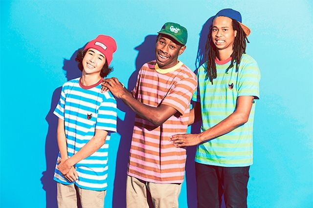Golf Wang Flog Naw Lookbook 2