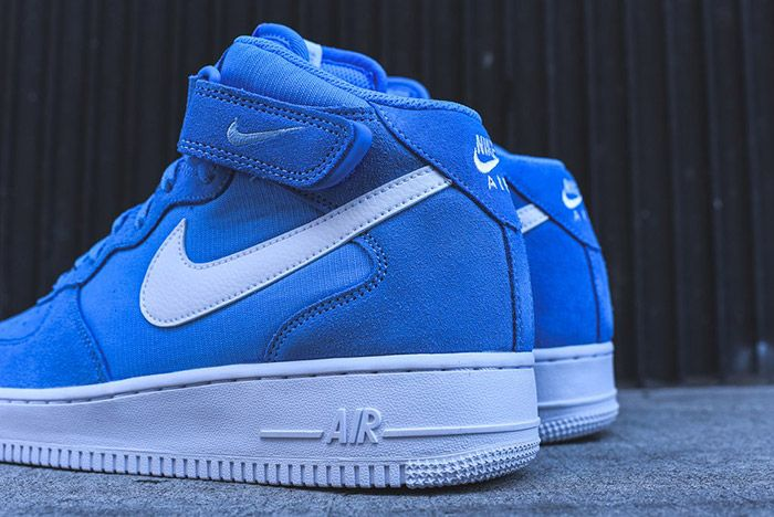 Nike Air Force 1 07 University Blue 1