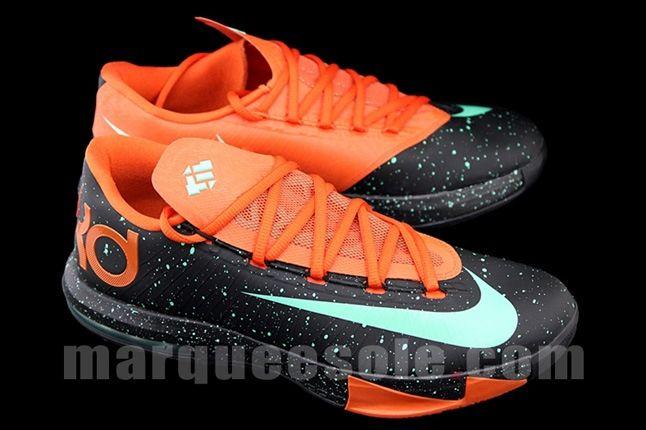 Nike Kd Vi Splatter 2