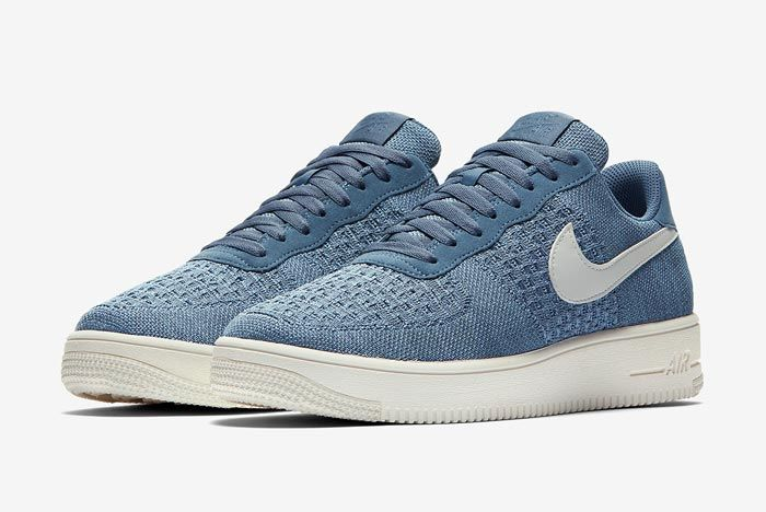 Nike Air Force 1 Ocean Fog Pair