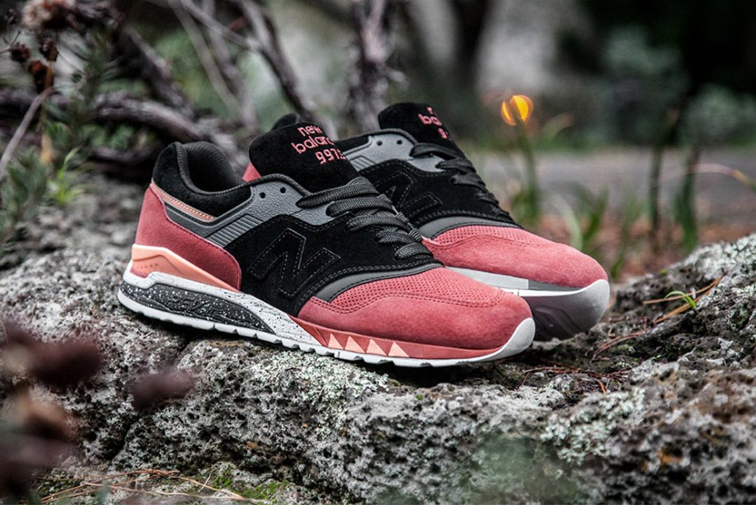 Material Matters Hybrids New Balance 997 5 Tassie Tiger 1