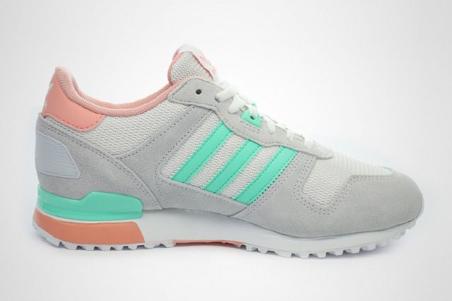 Adidas Originals Zx 700 Salmon Mint 1