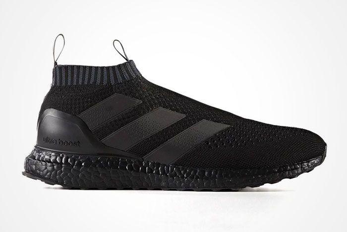 Adidas Ace 16 Ultra Boost Triple Black