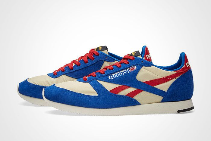 Reebok London Tc Vintage Red White Blue Thumb