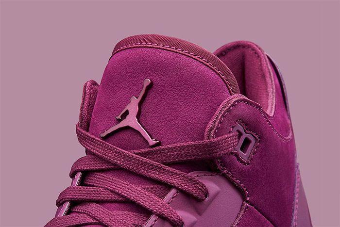 Wmns Air Jordan 3 Bordeaux 5