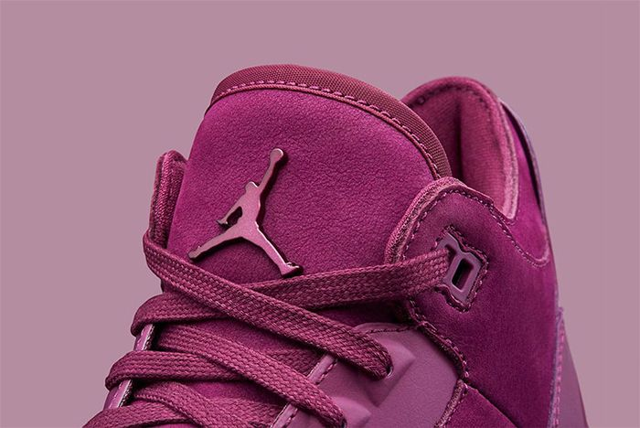 Wmns Air Jordan 3 Bordeaux 5
