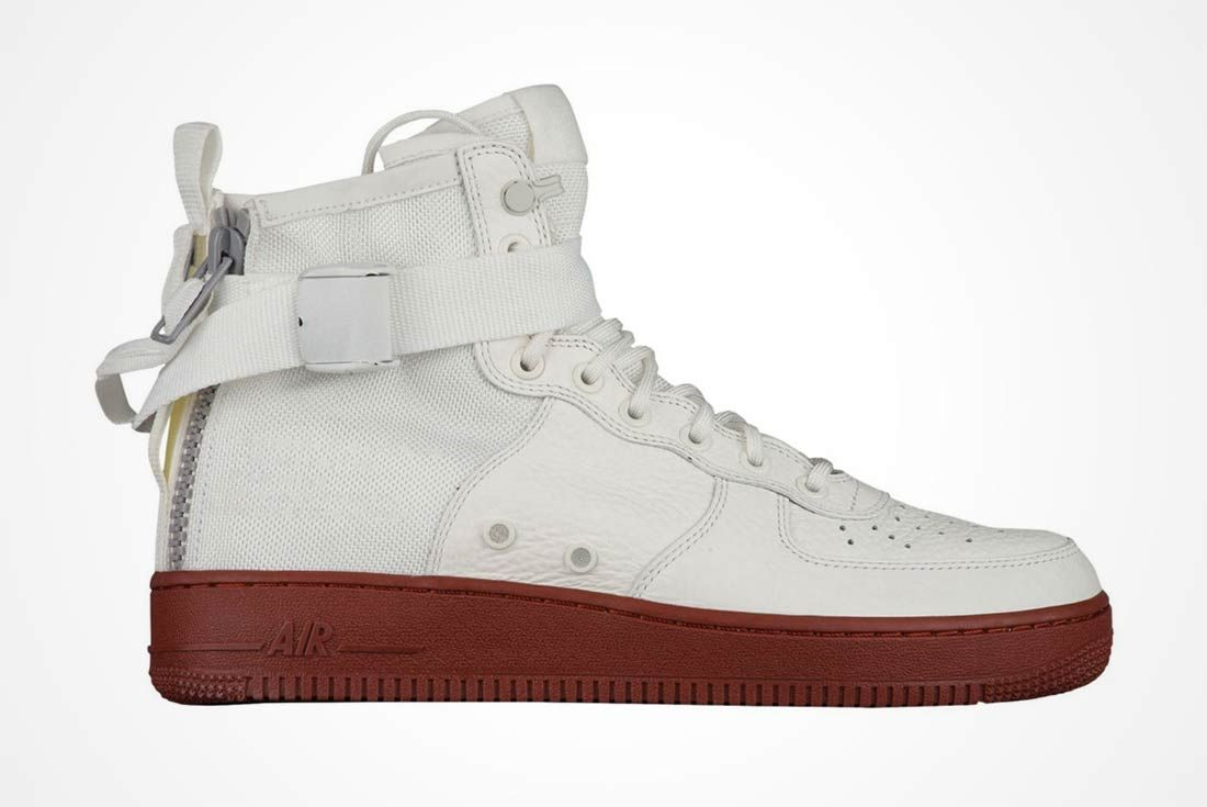 Nike Sf Air Force 1 Mid 3 1
