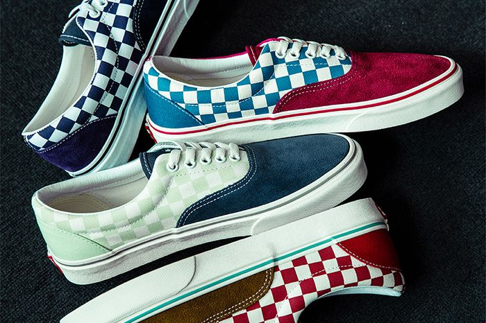 Vans Era Mix Match Pack 2019 Release Date Medial Checkers