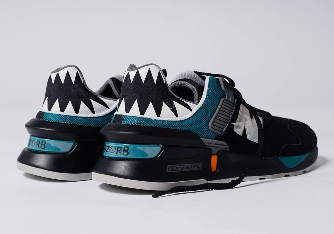 Shoe Palace New Balance 997S Shark