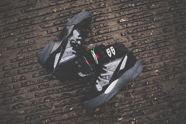 Adidas Mutombo Black White 6