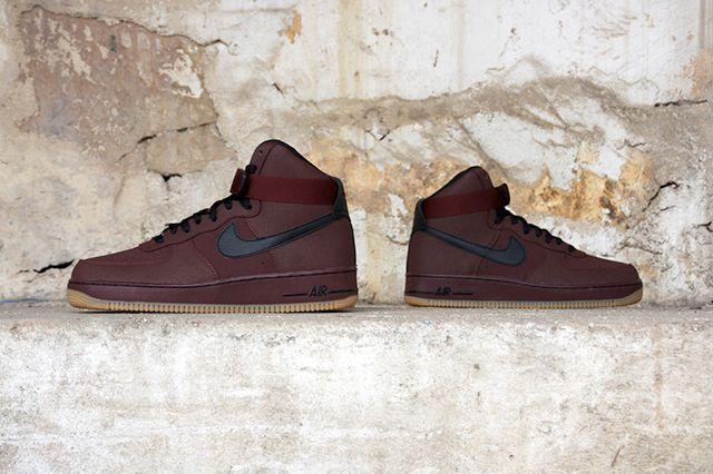 Nike Air Force 1 Brown Gum 3