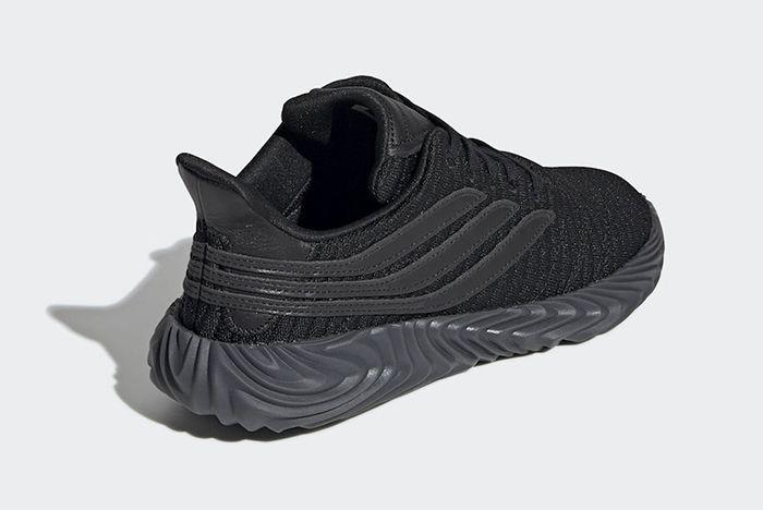 Adidas Sobakov Triple Black 3