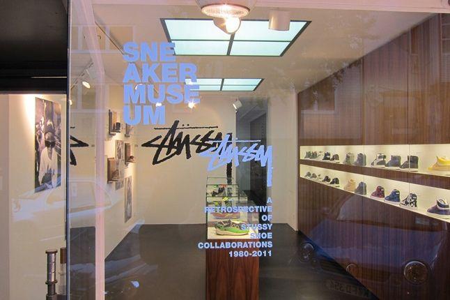 Stussy Sneaker Museum 19 1
