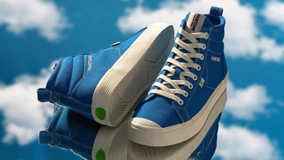Cariuma blue