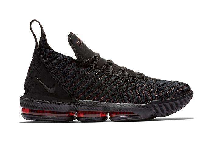 Nike Lebron 16 Fresh Bred 2
