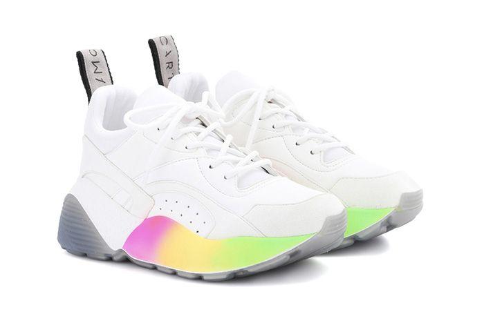 Stella Mc Cartney Eclyspe Sneaker Freaker