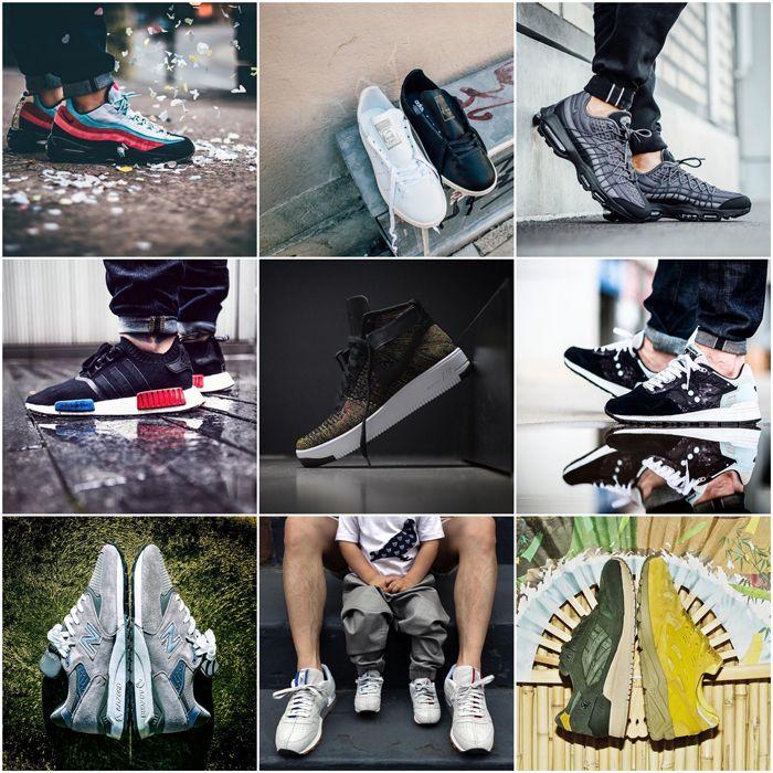 Sneaker Heads Instagrams