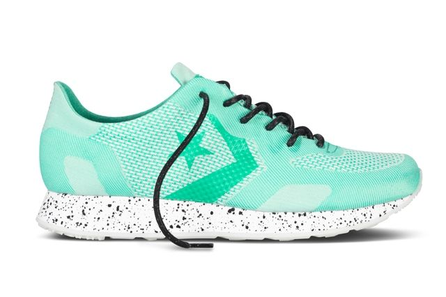 Converse Cons First String Engineered Auckland Racer Mint Leaf