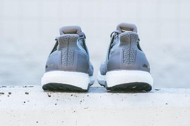 Adidas Ultra Boost Metallic Silver Bumperoo 3