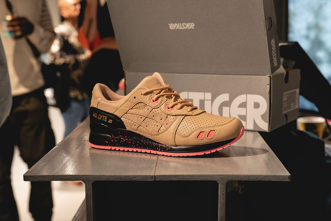 Footpatrol London Tiger Snake Launch Mains10