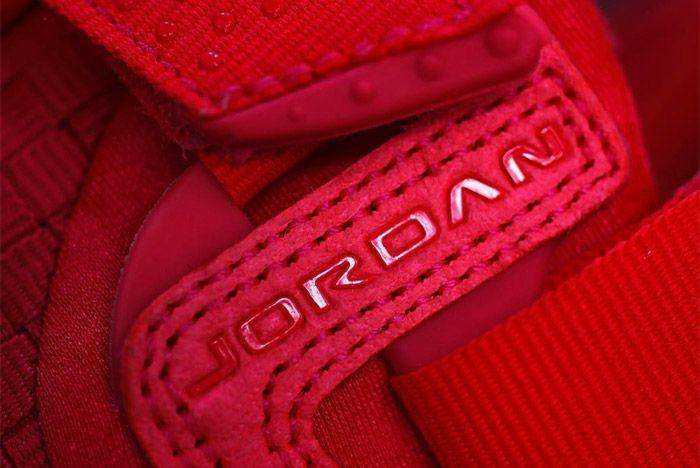 Jordan Trunner Crimson Red 4