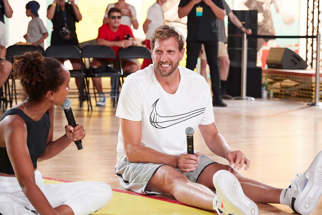 Nike Basketball Festival Event Getty24