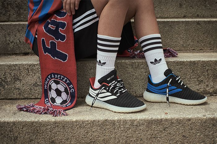 What A Petit Adidas Sobakov Release Date Steps Scarf