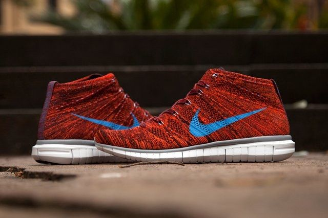Nike Free Flyknit Chukka October Releases 5