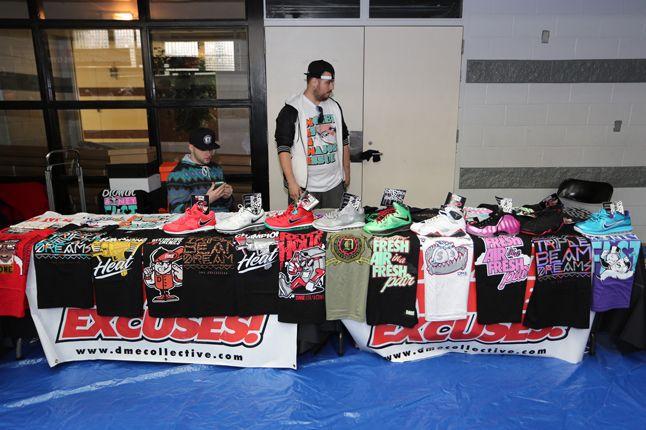 Sneaker Con Atlanta 2013 Kicks Tees 1