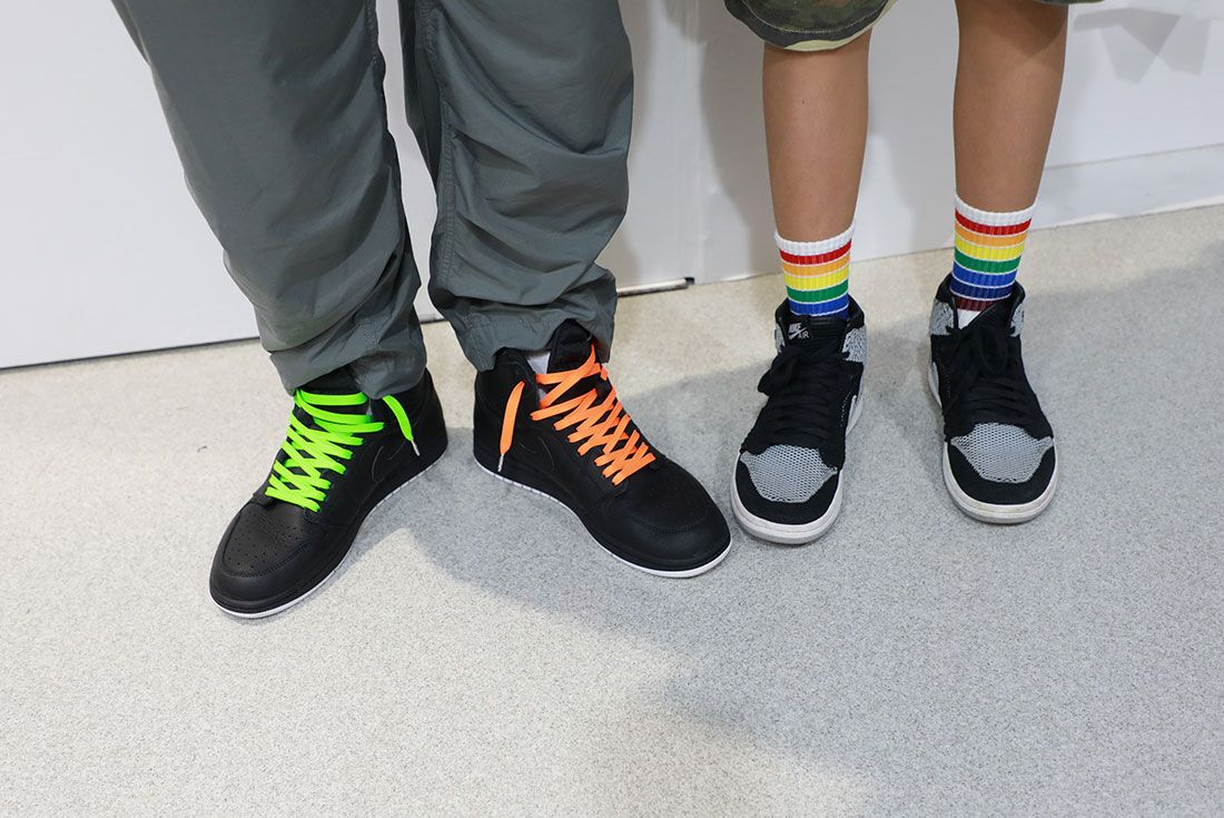 Atmos Con Tokyo 2019 Koji Sneaker Freaker On Foot Shot7