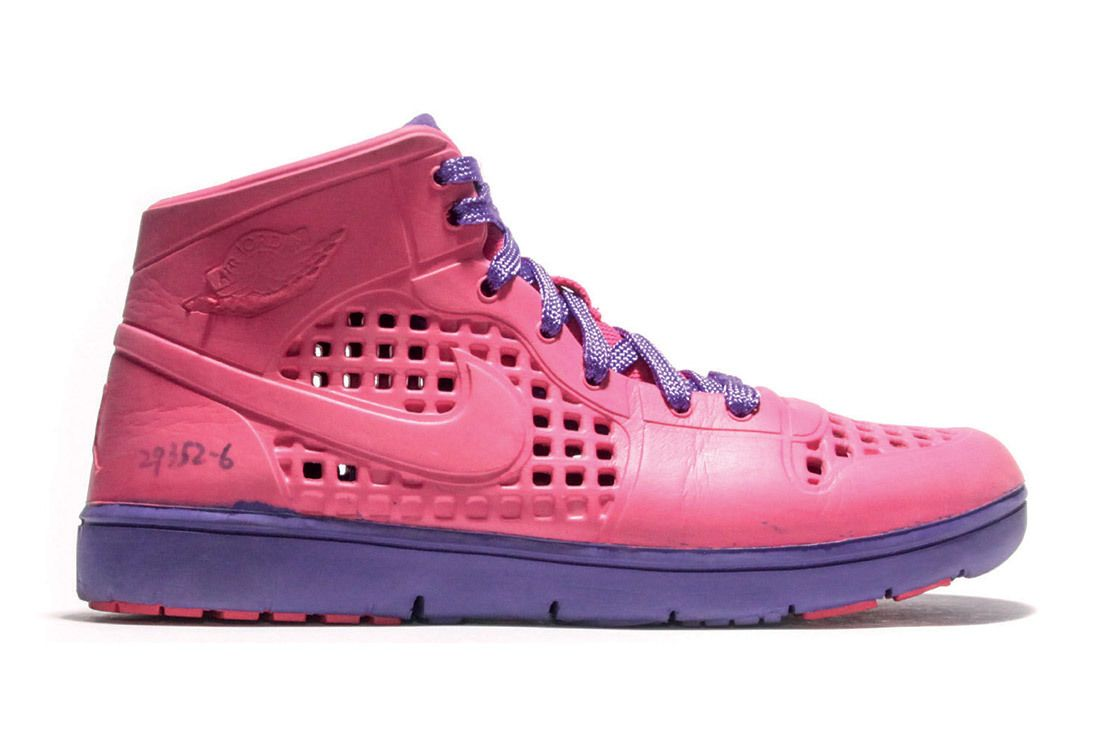 The Chicks With Kicks Nike Air Jordan 1 Deja Sample