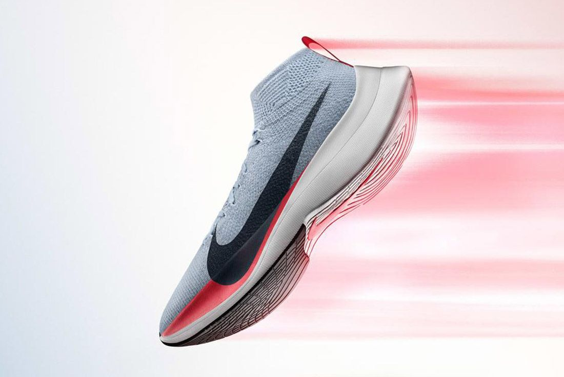 Material Matters New Year 2018 Nike Vaporfly 1