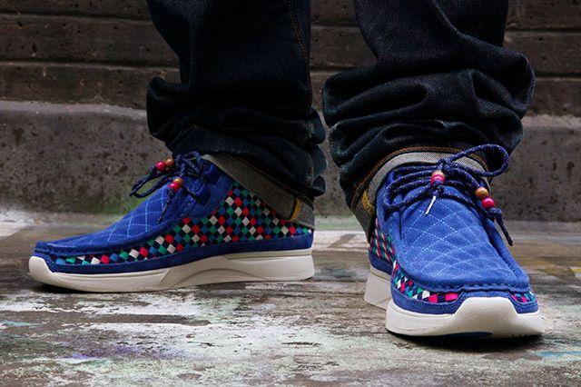 Footpatrol Clarks Sportswear Tawyer Fp Pack 3
