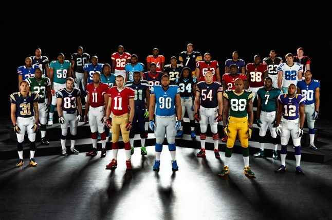 Nike Nfl Uniforms 1