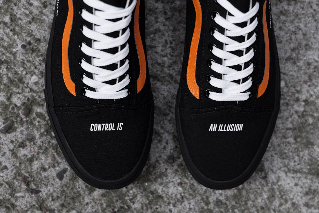 Coutie Vans Old Skool Control Is An Illusion 3