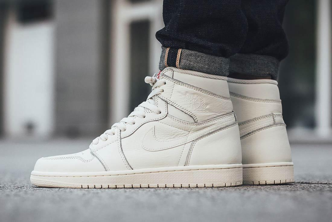 Air Jordan 1 High Sail