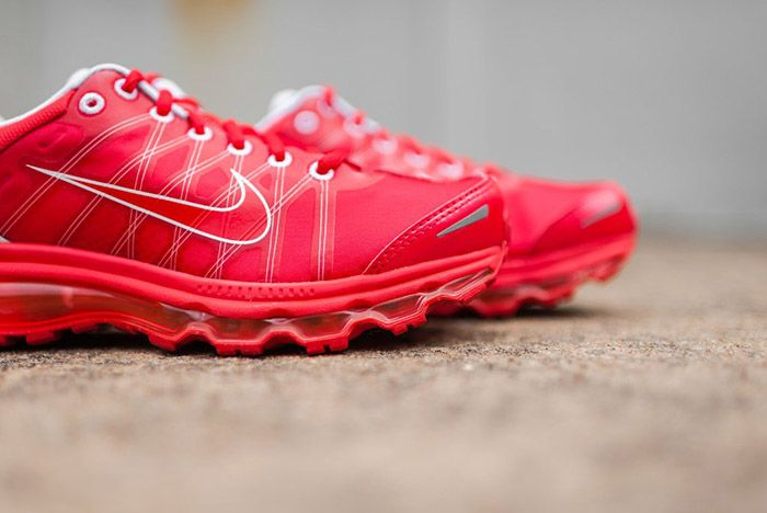 Nike Air Max 2009 Action Red 7