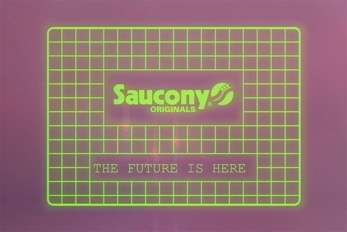 Saucony Grid Web Video