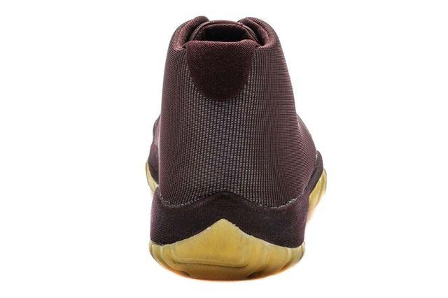 Air Jordan Future Burgundy Metallic Gold 31