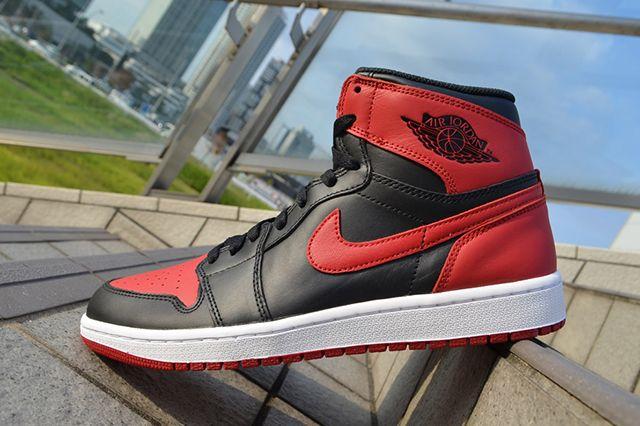 Air Jordan 1 High Og Bred 1