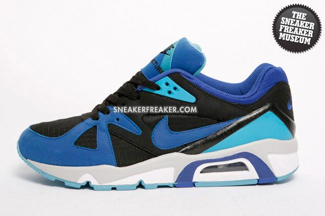 Nike Air Structure Triax 2008 Old Royal 1