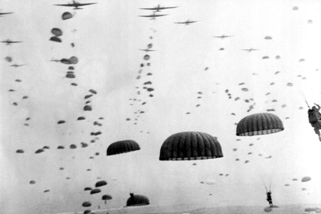Material Matters Ripstop Wwii Paratroopers