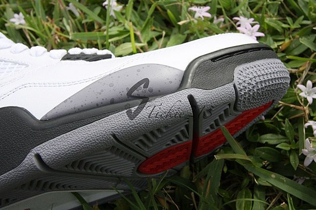 Air Jordan Cement 4 2 1