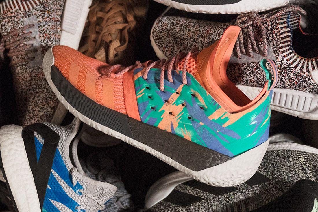 Adidas Harden Vol 2 Orange Official Details Sneaker Freaker 1