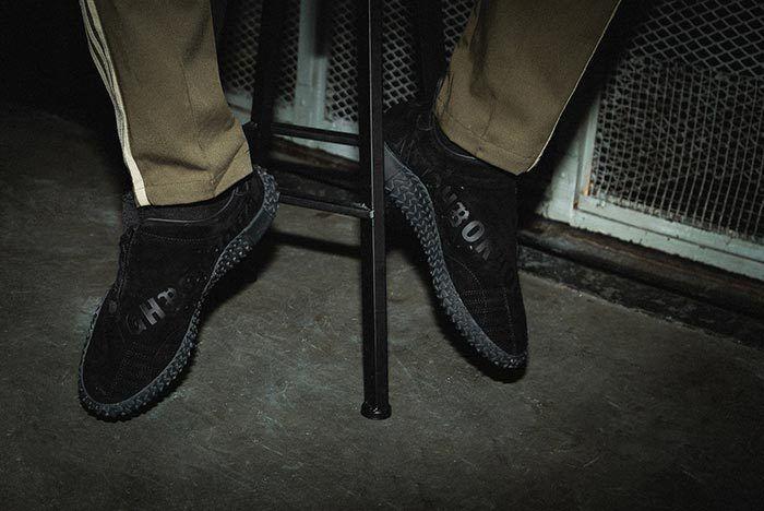 An On Foot Look At Neighborhoods Latest Adidas Colab 8